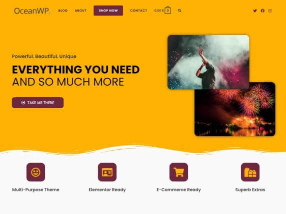 Mejores temas gratuitos WordPress