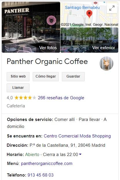 Qué es Google My Business